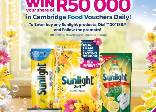 Sunlight is giving you more with Cambridge Food