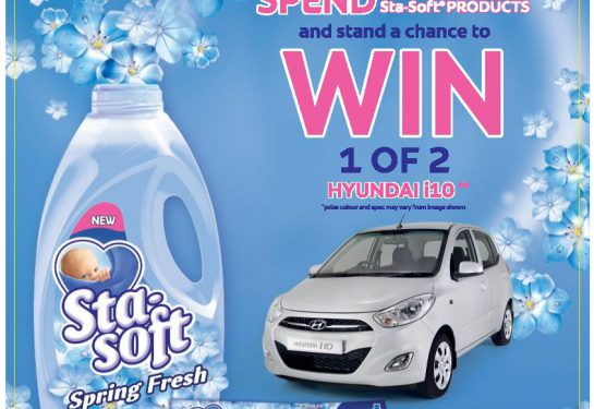 WIN A CAR WiTH STA-SOFT